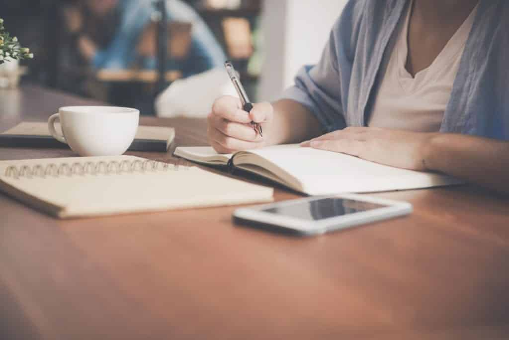 Business Growth Ideas to Develop Your Business notebook