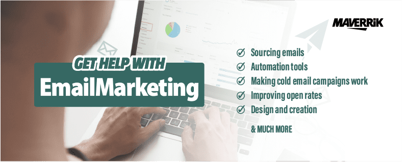 get help with email marketing workshop