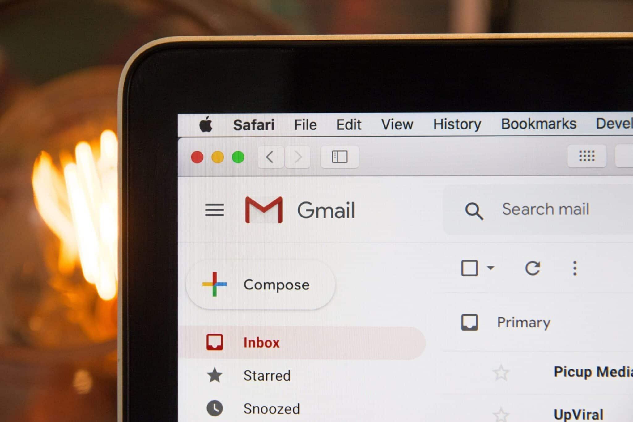 Is B2B Email Marketing Dead? gmail
