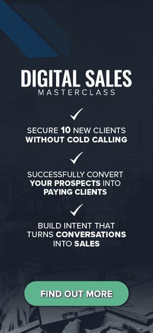 digital sales masterclass