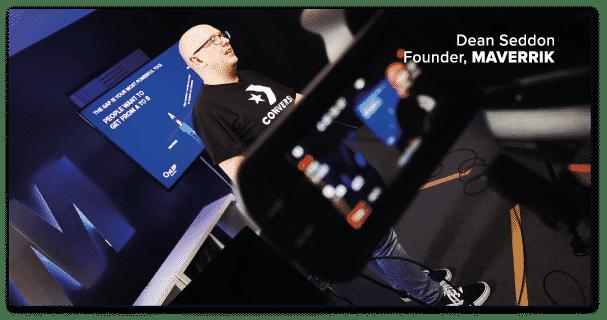 social selling programmes dean seddon founder