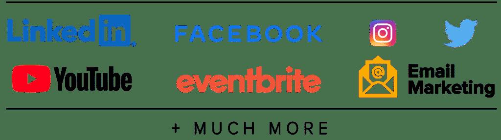 platforms we cover social selling programmes